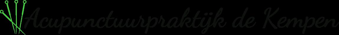 Acupunctuurpraktijk de Kempen logo